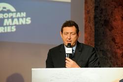 Gerard Neveu, baas van het WEC