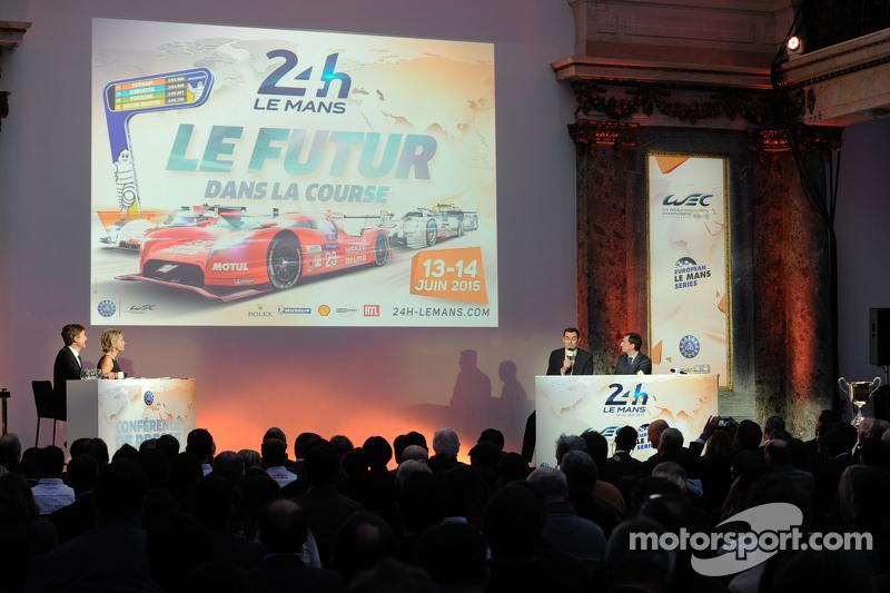 De 24 Uren van Le Mans poster is onthuld
