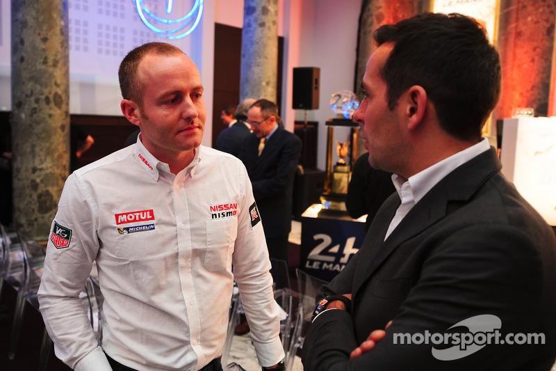 Олів'є Пла, Nissan Motorsport та Бенуа Треліє, Audi Sport
