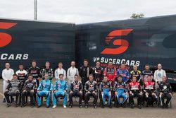 2015 Foto do grupo de pilotos