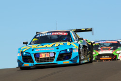 #5 Audi R8 LMS ultra: Rod Salmon, Nathan Antunes, Oliver Gavin