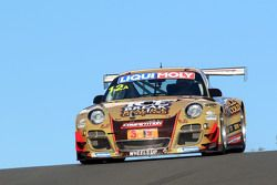#12 Porsche GT3 R: David Calvert-Jones, Patrick Long, Chris Pither