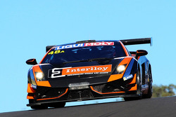 #48 M Motorsport,兰博基尼Gallardo LP560-4: Steve Richards, Craig Baird, Justin McMillan