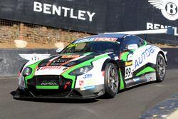 #99 Craft Bamboo Racing, Aston Martin Vantage GT3: Frank Yu, Jonathan Venter, Jean-Marc Merlin