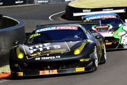 #29 法拉利F458 GT3: Jim Manolios, Ryan Miller, Ivan Capelli