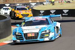 #2 Fitzgerald Racing, Audi R8 LMS ultra: Peter Fitzgerald, Michael Almond, Matt Halliday