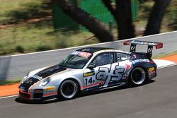 #14 Peter Conroy Motorsport, Porsche 997 GT3 Cup: Peter Conroy, Tony Bates, Grant Denyer