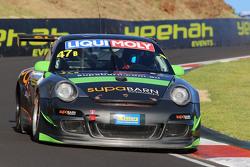 #47 Porsche 911 GT3 Cup S: James Koundouris, Theo Koundouris, Marcus Marshall, Sam Power