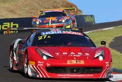 #27 TFM Ferrari Motorsport NZ Ferrari F458 Italia GT3: Jono Lester, John McIntyre, Graeme Smyth