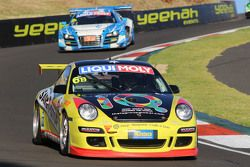 #6 Porsche 997 GT3 Cup: Richard Gartner, Michael Hector, Garth Duffy