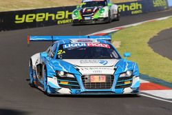 #2 Fitzgerald Racing R8 LMS ultra: Peter Fitzgerald, Michael Almond, Matt Halliday