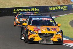 #91 MARC Cars,澳大利亚马自达3 V8: Keith Kassulke, Jake Camalleri, Ivo Breukers
