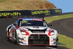 #35 NISMO Athlete Global Team Nissan GT-R NISMO GT3: Florian Strauss, Katsumasa Chiyo, Wolfgang Reip