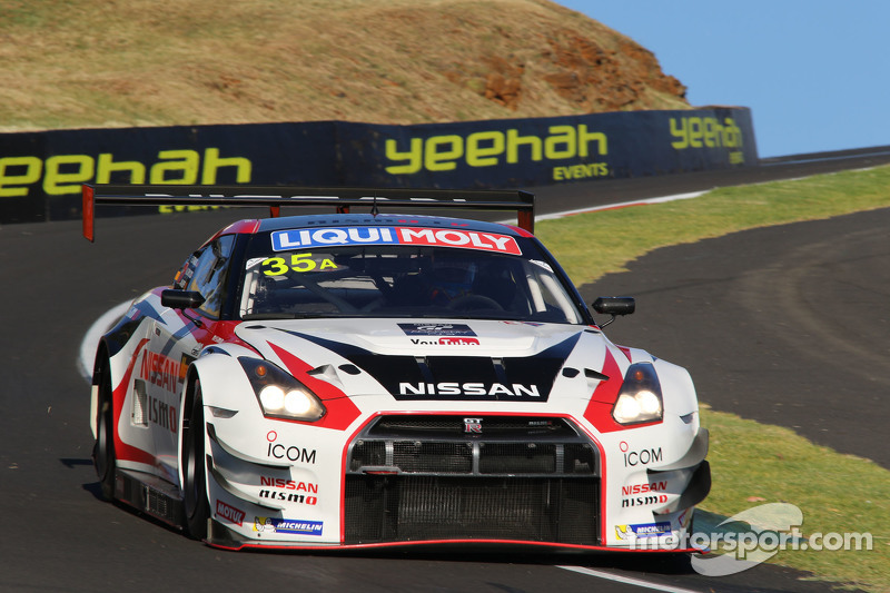 2015: #35 NISMO Athlete Global Team, Nissan GT-R NISMO