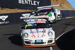 #66 Porsche 997 GT3 Cup: Chris van der Drift, Frank Lyons, Michael Lyons, Lindsay O'Donnell