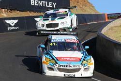 #41 马自达RX8 GT: Bruce Henley, Mark King, Jason Walsh, Ian Cowley