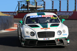 #10 Bentley Team M-Sport Bentley Continental GT3: Guy Smith, Steven Kane, Matt Bell