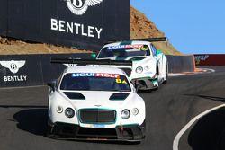 #8 Flying B Motorsport Bentley Continental GT3: Peter Edwards, John Bowe, David Brabham