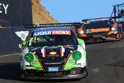 #21 Team Freem, Porsche 997 GT3 Cup: Sam Fillmore, Danny Stutterd, Ross Lilley
