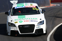 #55 Kintyre Racing Audi TT RS 2.5 Turbo: Glyn Crimp, Stuart Kostera, Matthew Cherry