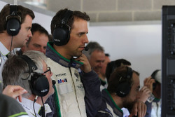 Bentley Team M-Sport team members