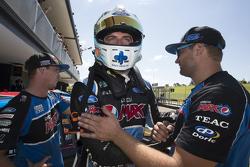 Чез Мостерт, Prodrive Racing Australia Ford святкує fastest time in testing