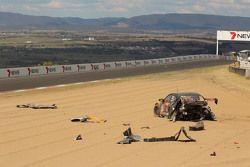 # 91 مارك كارز أستراليا مارك فوكس في8: كيث كاسولكي، توني ألفورد، جايك كاماليري، آيفو بريوكرز في حادث
