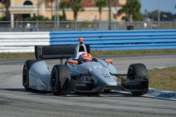 James Hinchcliffe, Schmidt Peterson Motorsport, Honda