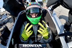 Conor Daly, Schmidt Peterson Motorsport Honda