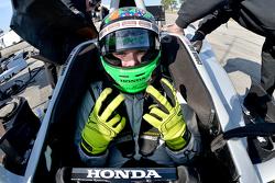 Conor Daly, Schmidt Peterson Motorsport, Honda