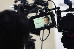Takanobu Ito, Honda president and CEO