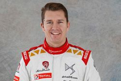 Jonas Andersson, Equipo Citroën Total Abu Dhabi World Rally