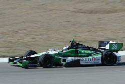 Carlos Munoz, Andretti Autosport Honda