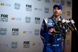 Jimmie Johnson, del equipo Hendrick Motorsports Chevrolet
