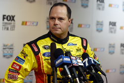 David Gilliland, del equipo Frontrow Motorsports Ford