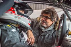 Gianni Morbidelli,测试TCR本田赛车