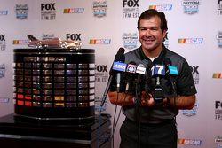 Joie Chitwood, Präsident des Daytona International Speedways
