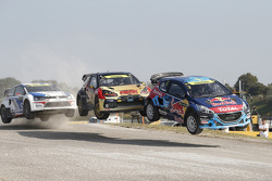 Rallycross-WM, Action