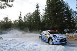 Pontus Tidemand y Emil Axelsson, Ford Fiesta R5