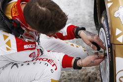 Jonas Andersson, Citroën DS3 WRC, Citroën Total Abu Dhabi World Rally Team