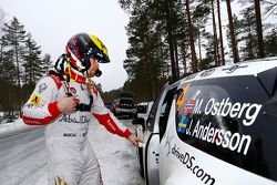 Mads Ostberg, Citroën DS3 WRC, Citroën Total Abu Dhabi World Rally Team