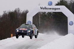 Jari-Matti Latvala (FIN), Miikka Anttila (FIN) Volkswagen Polo R WRC (2015) Rally Sweden 2015