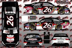 Nouveau sponsor pour BK Racing, Jeb Burton
