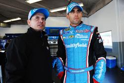 Trent Owens和Aric Almirola, Richard Petty 福特车队
