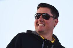Brian Pattie, capo meccanico di Clint Bowyer, Michael Waltrip Racing Toyota