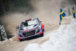 Kevin Abbring, Hyundai i20 WRC, Hyundai Motorsport