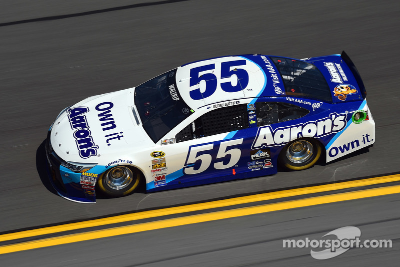 Michael Waltrip, Michael Waltrip Racing Toyota