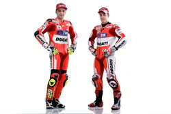 Andrea Iannone, Ducati Team, Andrea Dovizioso, Ducati Team