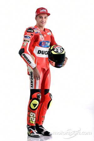 Andrea Iannone, Equipo Ducati