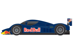 Red Bull Le Mans - conceito